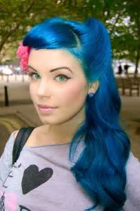 hair colors for blue i blue hair hair colors ideas