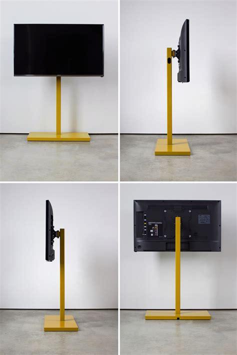 pedestal tv stand tv stand quarter design studio