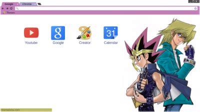 google chrome themes yugioh yu gi oh chrome themes themebeta