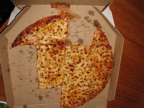 domino pizza buah batu square partly eaten square cut thin crust cheese pizza yelp