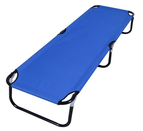 portable cot bed cing bed cot folding outdoor portable for sleeping c