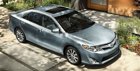 2013 Toyota Camry Price 2013 Toyota Camry Us Pricing And Changes Autoevolution