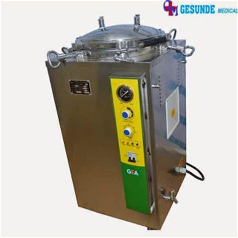 Autoclave Elektrik autoclave ls b50l mesin sterilisasi kapasitas 50 liter toko medis jual alat kesehatan