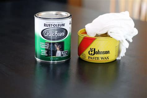 diy chalk paint paste wax diy faux soapstone countertop chris