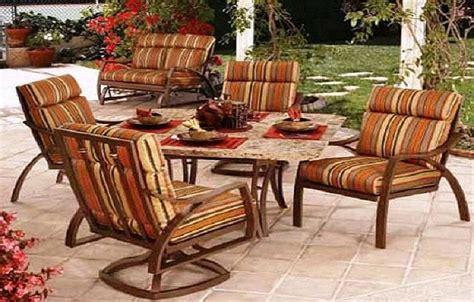 Patio Furniture Cushions Clearance by Classic Patio Furniture Cushions Clearance Patio