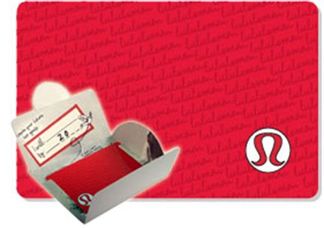 Where Can You Buy Lululemon Gift Cards - check lululemon gift card balance cash in your gift cards