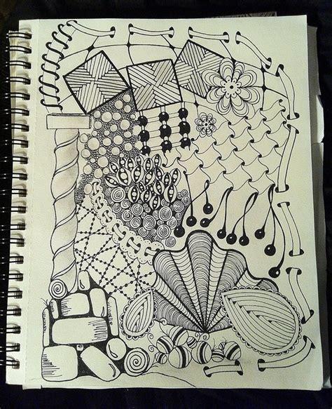doodle zen zen doodle