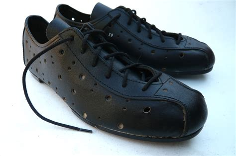motorcycle bike shoe new piri vintage cycling shoes 39 classic steel bikes