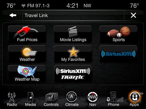 xm radio and apps dodge ram forum ram forums owners