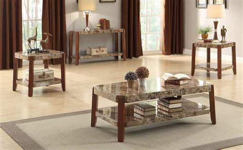 marble living room tables faux marble living room table set living room