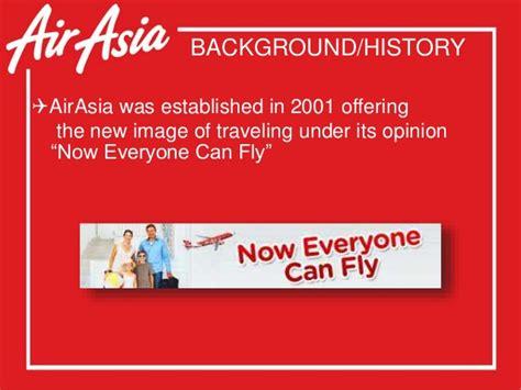 airasia history air asia marketing analysis