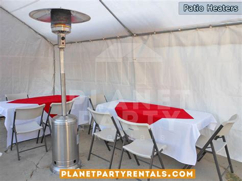 Outdoor Patio Heater Rentals With Propane Tank Balloon Patio Heaters Rentals