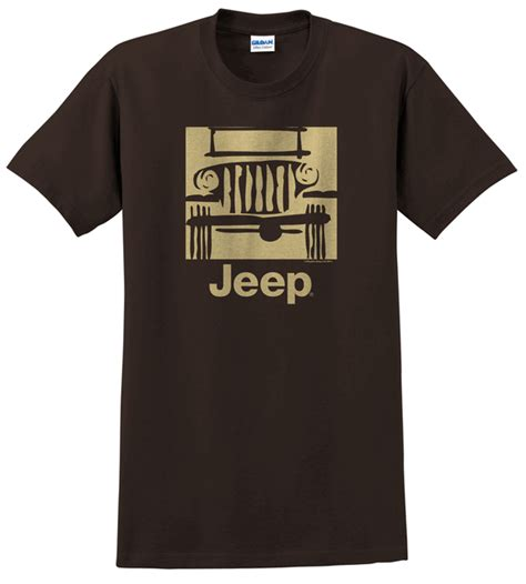 Tshirt Jeep Logo all things jeep traditional quot c jeep logo quot s t