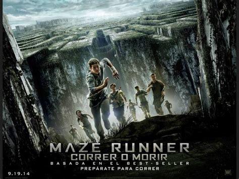 maze runner film complet vf lista correr o morir maze runner personajes