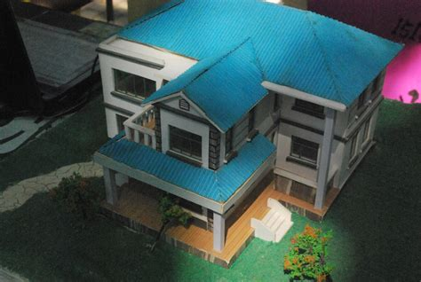 scale model house plans free scale model house plans