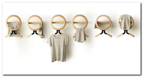 membuat jemuran baju dinding baju rapi dengan gantungan baju yang unik ora lucu