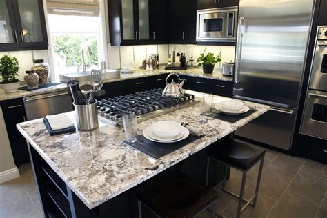kitchen island granite angels4peace in islands designs
