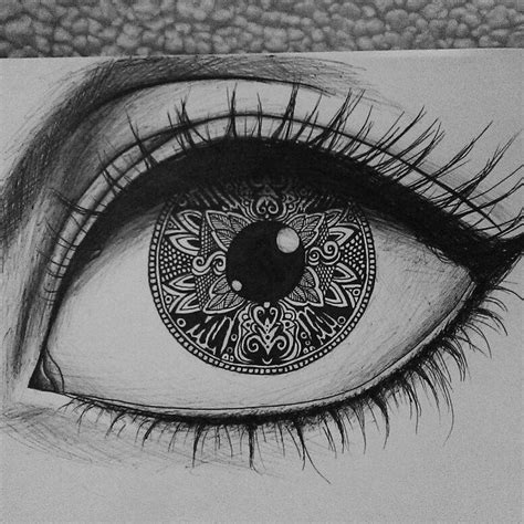 eye pattern drawing aztec drawings art pinterest beautiful white