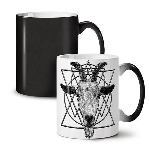 illuminati goat illuminati goat animal new black colour changing tea