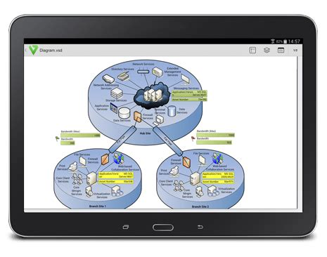visio viewer android visio viewer for android open visio on android