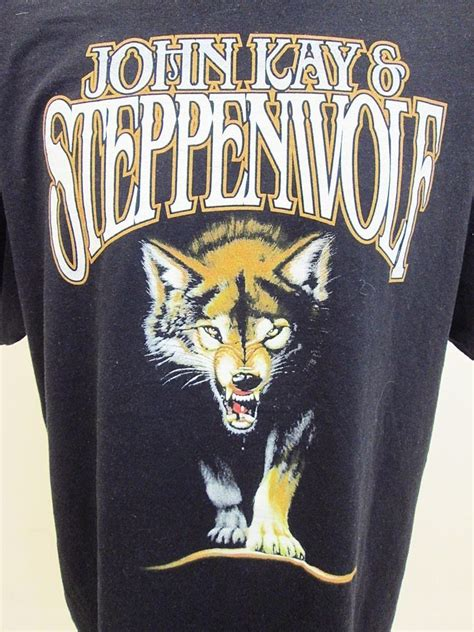 vintage clothing steppenwolf rock band born to be
