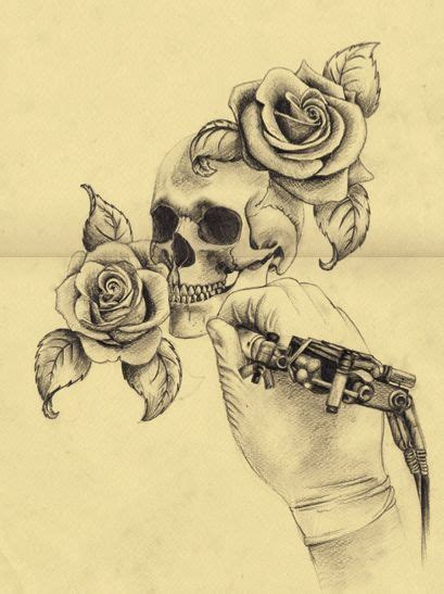 skulls n roses tattoos 10 best ideas about skull tattoos on