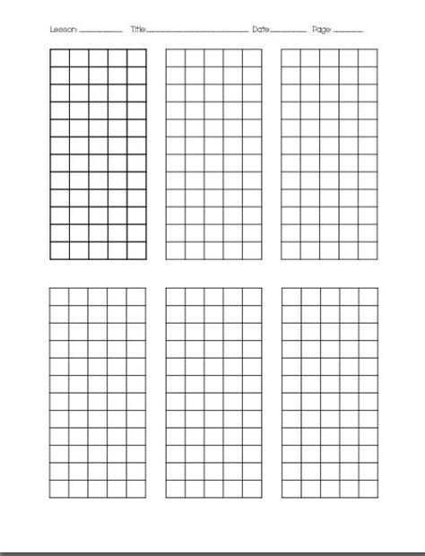 printable graph paper for division drop your anchor in 4th grade organized graph paper for