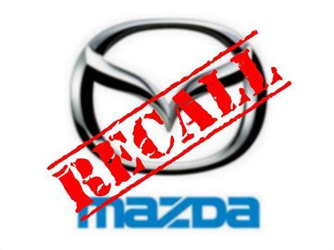 2013 mazda cx 5 recall recall de mazda al cx 5 autocosmos