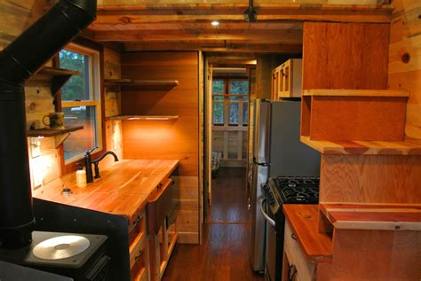Tiny Furniture Trailer by 30 Foot Trailer House With Two Lofts Made For Family In
