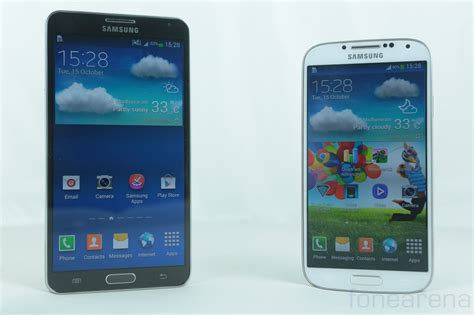 3 Samsung Galaxy S4 by Samsung Galaxy Note 3 Vs Samsung Galaxy S4