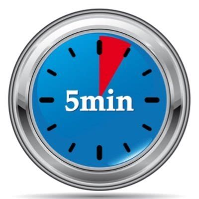 set of timers for 5 10 15 and 20 minutes royalty free