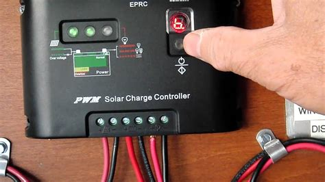 pwm  mppt charge controllers     solar