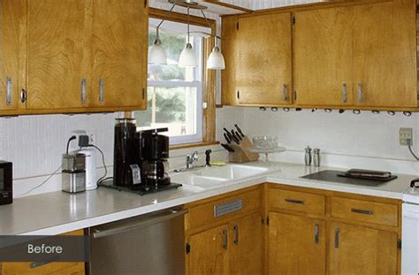 replace or reface the for kitchen cabinet refacing