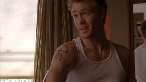 chad michael murray tattoo lucas one tree hill wiki