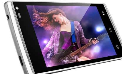 xolo a500 club xolo a500 club launched in india with the price of 6 450
