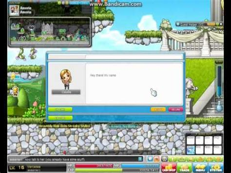 get free hair coupon maplestory maplestory how to get free hair coupon youtube