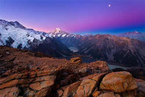 astonishing new zealand landscape photography