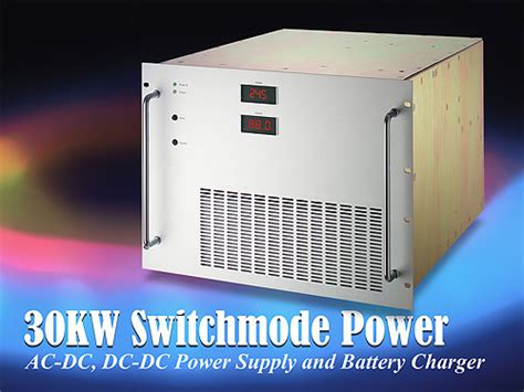 high voltage high power density dc dc converter for capacitor charging applications 30kw high density dc dc and ac dc power supply