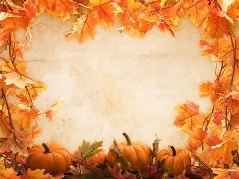 Fall Festival Wallpaper Wallpapersafari Free Fall Powerpoint Backgrounds