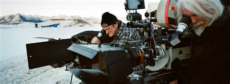 how many films quentin tarantino directed quentin tarantino shoots hateful eight western old