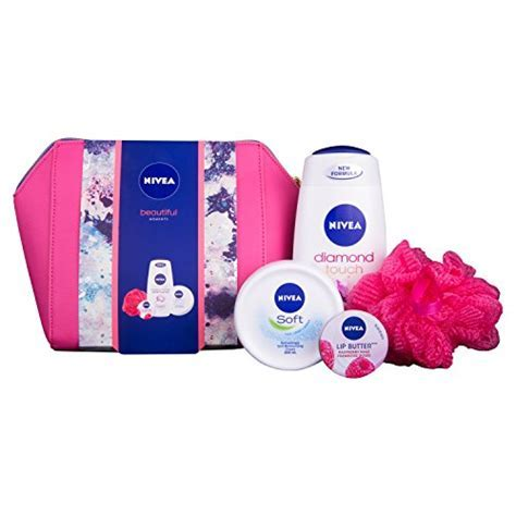 Nivea Beautiful Moments Gift Set for Women's   4 Pieces