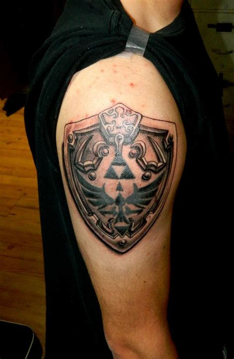 shoulder shield tattoo shield designs ideas and meaning tattoos for you