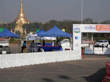 ausdauersport für zuhause laufreport myanmar yoma yangon marathon