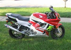 1996 Honda Cbr 600 F3 302 Found