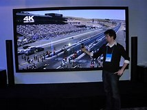 Image result for What is The biggest home Tv?. Size: 214 x 160. Source: www.coolthings.com