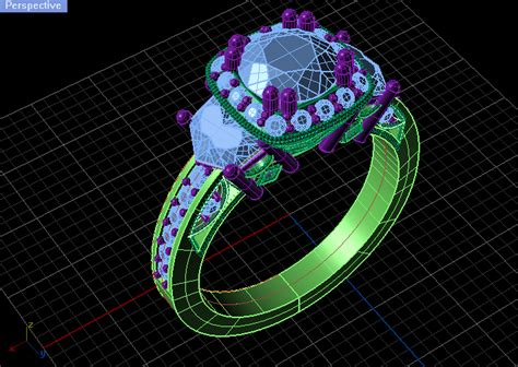 Drawing O Ring Solidworks by Jewelry Designs Colorado Diamonds And Design