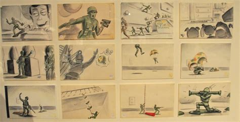sle script storyboard 25 years of pixar s archives photos page 4 cnet