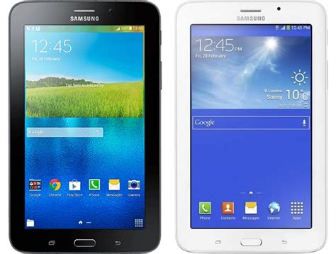 Tablet Samsung V samsung introduces galaxy tab 3 v budget android tablet androidos in