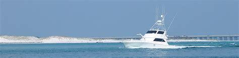 charter boat fishing destin destin deep sea and bay destin charter boats