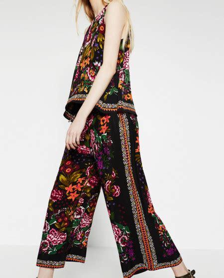 Original Zara 12 las 13 prendas perfectas y low cost para ir a la feria de